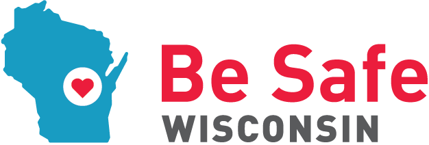 Be Safe Wisconsin Logo