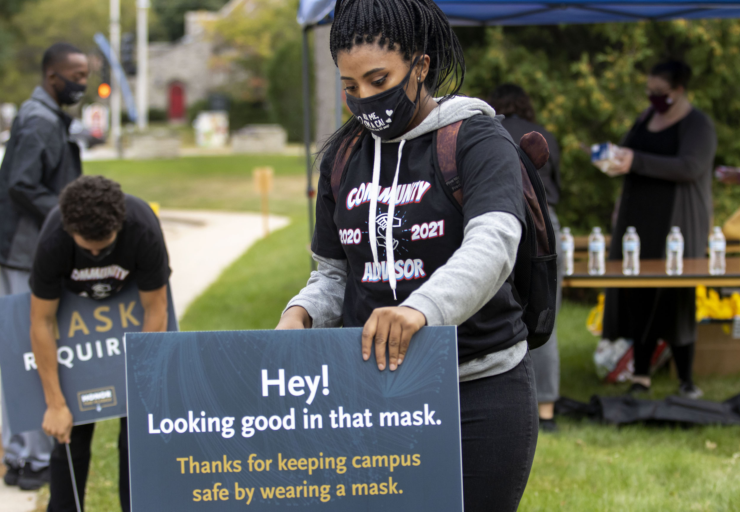 Be Safe Living in Close Quarters on College Campuses
